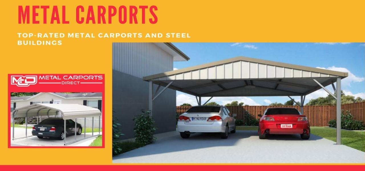 Know Why Using Metal Carports is The Best Alternative