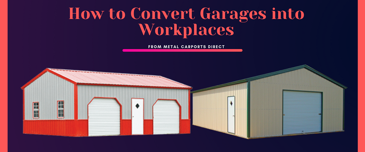 Metal-Garage-Kits_-How-to-Convert-Garages-into-Workplaces