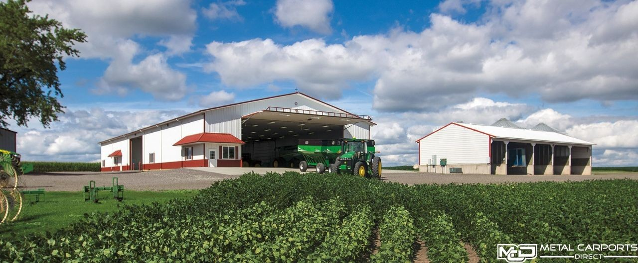 Advantages of Having an Agricultural Metal Building