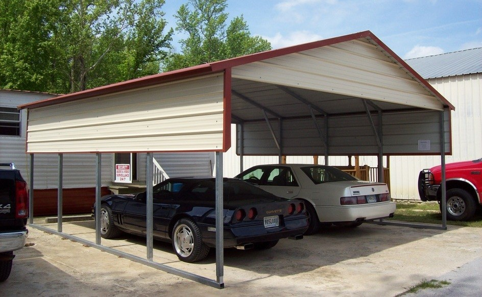Metal-Carports-North-Carolina-NC
