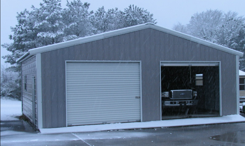 How to Select the Right Metal Carports In This Winter