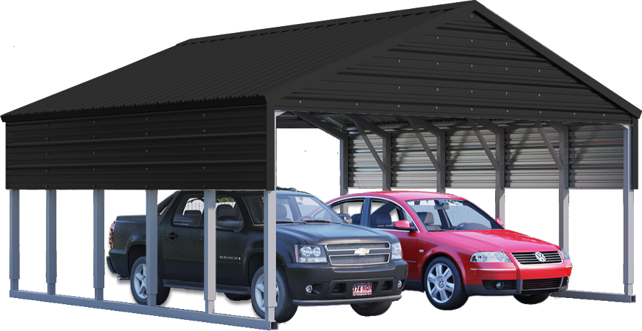 Metal-Carports-Direct---Get-to-Know-About-Metal-Carports---The-Safety-of-Vehicles