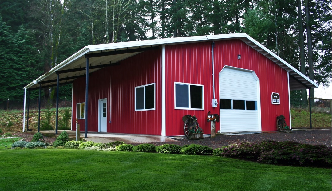 7 Common Modern Day Myths About Metal Buildings - Metal ...