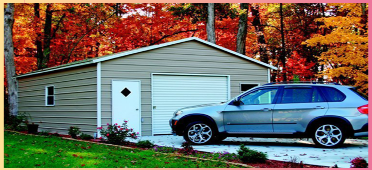 Metal Carport and Garages