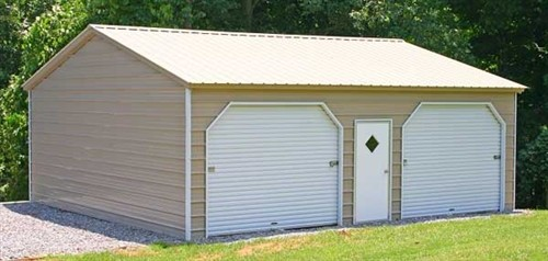 Metal Garages - Protect Your Valuable Investment