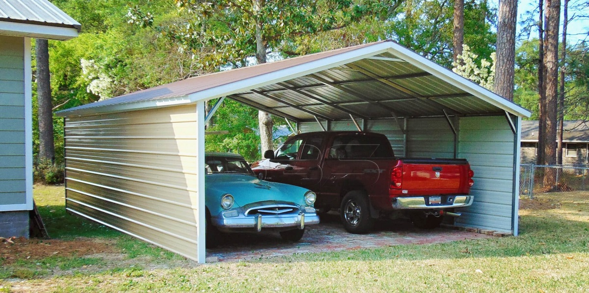 Design Your Own Carport With Metal Carports Direct Easyblog
