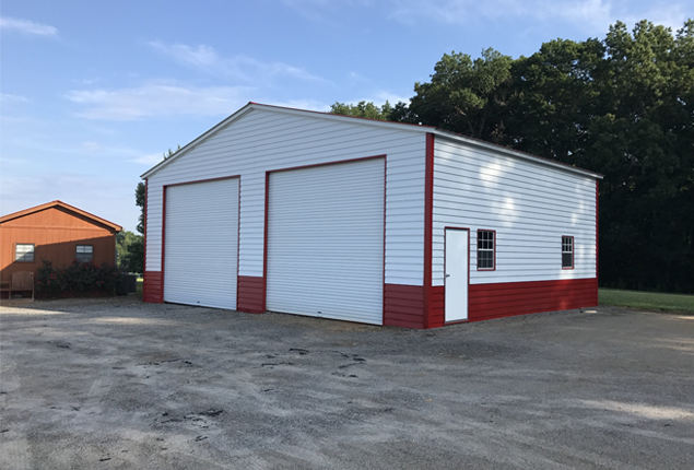 Prefab Garages Direct From The: Shop Metal Carports In Apex NC