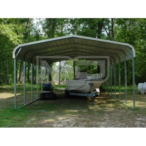 Carport | Regular Roof | 18W x 31L x 7H